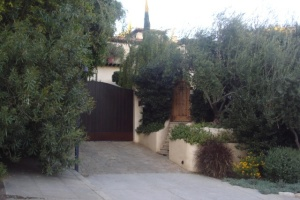 Di Caprio's home