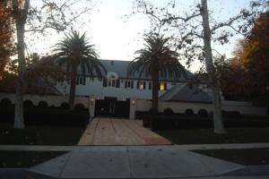 simon Cowell's home