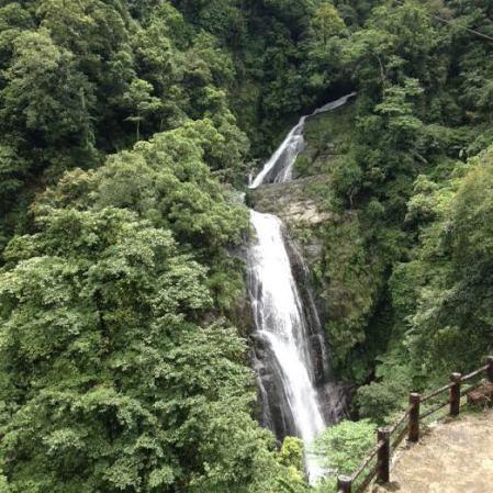 Wulai's waterfall 5
