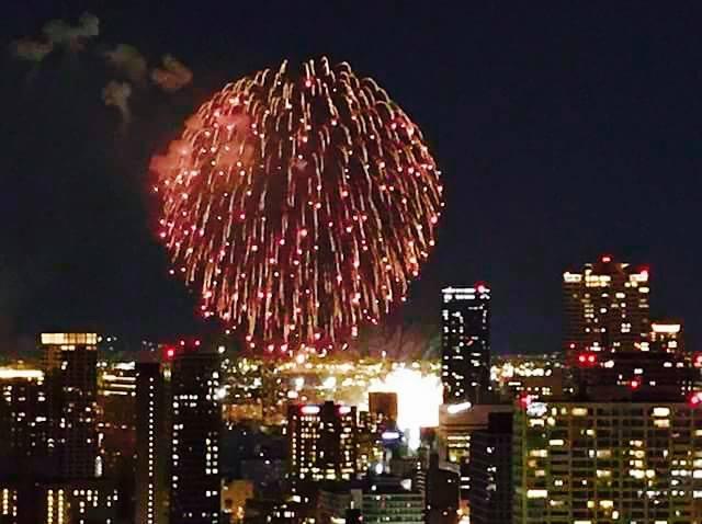 yodogawa fireworks 3