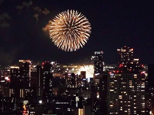 yodogawa fireworks